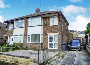 Thumbnail 3 bed semi-detached house for sale in Wyke Crescent, Bradford
