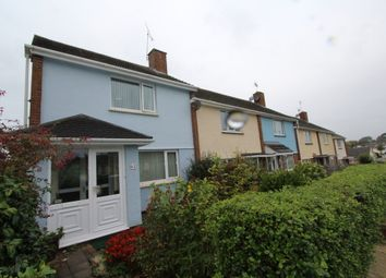 Thumbnail 2 bed end terrace house for sale in Peacock Avenue, Torpoint