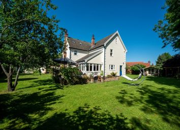 Thumbnail 6 bed detached house for sale in East Harling, Norwich