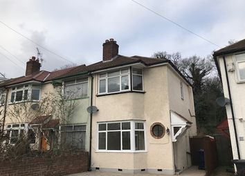 Thumbnail 2 bed semi-detached house to rent in Brentvale Avenue, Southall