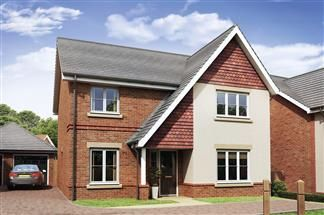 Thumbnail 4 bed detached house for sale in Mill Lane, Calcot