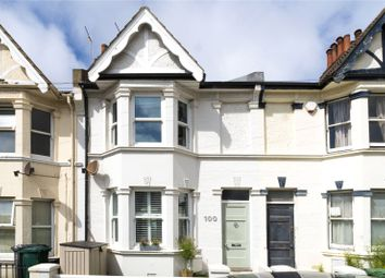 Thumbnail 4 bed terraced house for sale in Tamworth Road, Hove