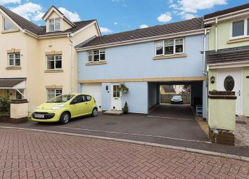 Thumbnail 2 bed terraced house to rent in Chestnut Crescent, Chudleigh, Newton Abbot