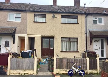 Thumbnail 3 bed town house for sale in 16 Warrenhouse Road, Kirkby, Liverpool