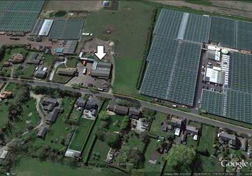 Thumbnail Land for sale in Cophouse Farm, Jacksmere Lane, Scarisbrick, Ormskirk