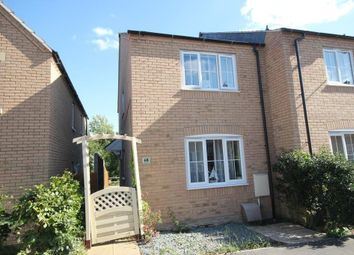 Thumbnail 2 bed end terrace house for sale in Allen Road, Ely