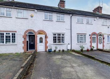 Thumbnail 2 bedroom terraced house for sale in Woburn Avenue, Purley, Surrey