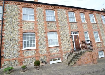 Thumbnail 5 bed town house to rent in Old Dairy Yard, Bury St Edmunds, Suffolk