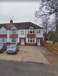 Thumbnail 4 bed terraced house to rent in Long Lane, Hillingdon, London