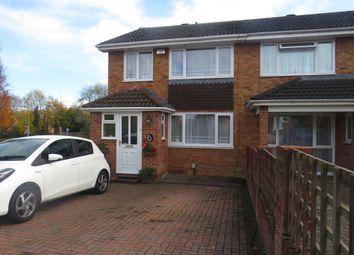 Thumbnail 3 bed semi-detached house for sale in Britten Road, Basingstoke