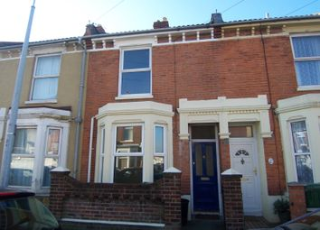 Thumbnail 3 bed terraced house to rent in Pretoria Road, Southsea