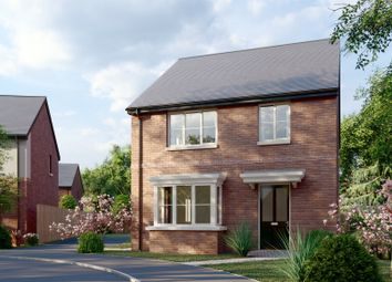 Thumbnail 4 bedroom detached house for sale in Pottery Gardens, Denby, Ripley