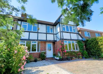 Thumbnail 5 bed semi-detached house for sale in High Road, Broxbourne