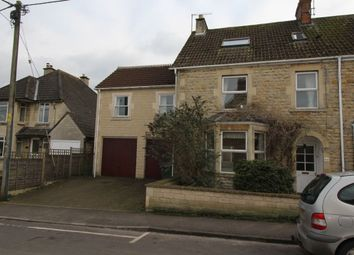 Thumbnail 4 bed semi-detached house to rent in Shelburne Road, Calne