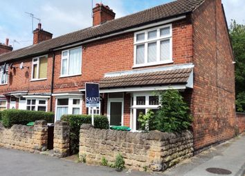 Thumbnail 2 bed terraced house to rent in Basford Road, Nottingham