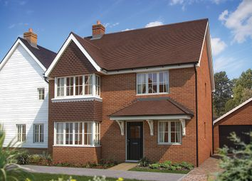 "Thumbnail 4 bed property for sale in ""The Canterbury"" at West View, Maidstone Road, Headcorn, Ashford"