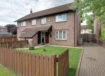 Thumbnail 4 bedroom semi-detached house for sale in Meadowfield, Bubwith, Selby