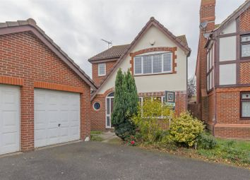 Thumbnail 3 bed detached house for sale in Cinnabar Drive, Sittingbourne