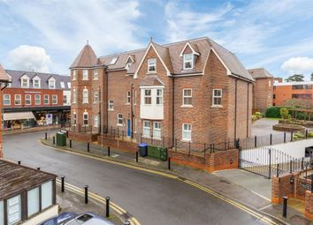 Thumbnail 3 bed flat for sale in Bentley Place, 57-59 Baker Street, Weybridge, Surrey