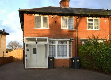 Thumbnail 2 bed terraced house for sale in St Heliers Road, Northfield, Birmingham
