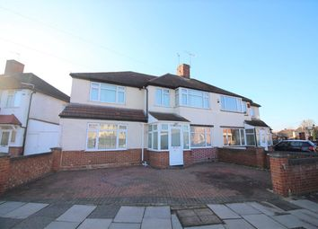 Thumbnail 5 bed semi-detached house for sale in Court Road, Norwood Green