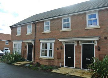 Thumbnail 3 bed terraced house for sale in Warwick Close, Bourne, Lincolnshire