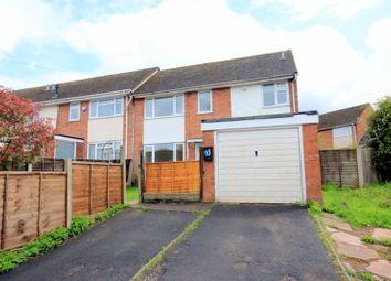 Thumbnail 3 bed town house for sale in Jasper Close, Barlaston, Stoke-On-Trent