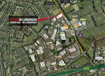 Thumbnail Retail premises to let in Gateway Wellingborough, London Road, Wellingborough, Northamptonshire