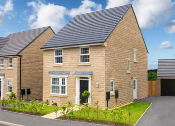 "Thumbnail 4 bed detached house for sale in ""Irving"" at Manywells Crescent, Cullingworth, Bradford"