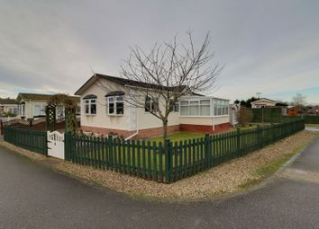 Thumbnail 2 bed detached bungalow for sale in Brocklesby Ox Park Homes, Bridge Street, Brigg