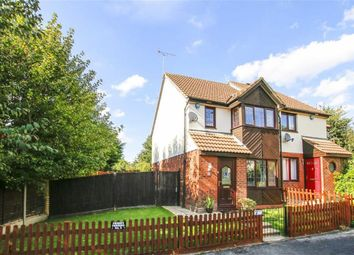 Thumbnail 3 bed semi-detached house for sale in Ormsgill Court, Heelands, Milton Keynes, Buckinghamshire