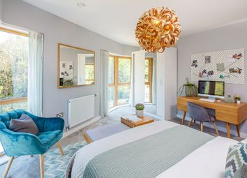 Thumbnail 2 bed flat for sale in Central Square, London