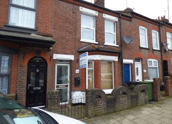 3 bed terraced house for sale in Frederick Street, Luton LU2