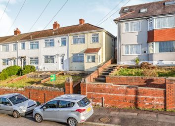 3 bed end terrace house for sale in Mansel Road, Bonymaen, Swansea SA1