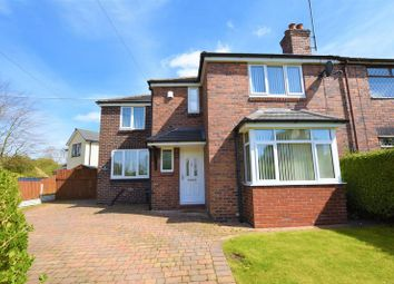 Thumbnail 3 bed semi-detached house for sale in Post Lane, Endon, Stoke-On-Trent