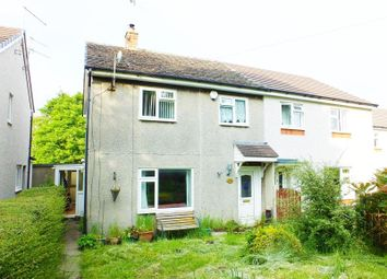 Thumbnail 3 bedroom semi-detached house for sale in Woodside View, Holmesfield, Dronfield