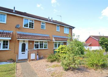 Thumbnail 2 bed terraced house for sale in Krohn Close, Buckingham