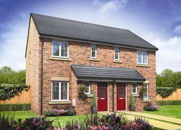 Thumbnail 2 bed semi-detached house for sale in Brockeridge Paddocks, Twyning, Tewkesbury