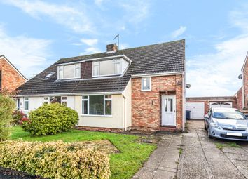 Thumbnail 3 bed semi-detached house to rent in Wentworth Close, Farnham