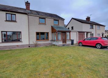 Thumbnail 3 bed semi-detached house for sale in Bishopfield Road, Dornoch