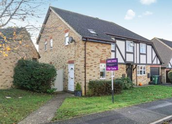 Thumbnail 3 bed semi-detached house for sale in Harrow Way, Maidstone
