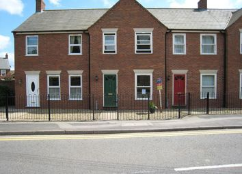 Thumbnail 2 bed terraced house to rent in Barnsdale Mews, Church Street, Donnington