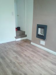 Thumbnail 2 bed terraced house to rent in Kimberley Road, Etruria, Stoke-On-Trent