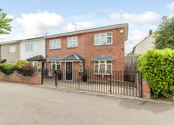 Thumbnail 4 bedroom end terrace house for sale in Burrow Road, Chigwell, London