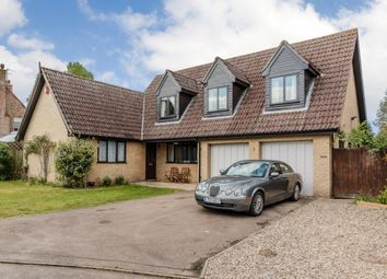 Thumbnail 4 bed detached house for sale in Jeeves Acre, Cambridge, Cambridgeshire