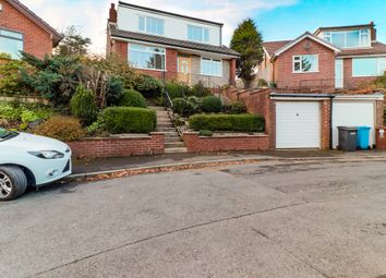 Thumbnail 4 bed detached house for sale in Broadgate, Dobcross, Oldham