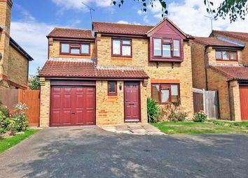 Cedar Drive, Southwater, Horsham, West Sussex RH13. 4 bed detached house