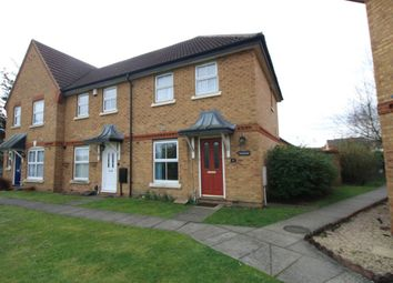 Thumbnail 2 bed end terrace house to rent in Francisco Close, Chafford Hundred, Grays