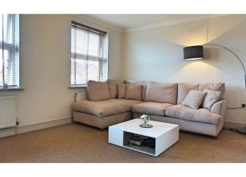 Thumbnail 2 bed flat for sale in 230 Stanwell Road, Ashford