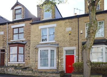Thumbnail 4 bedroom terraced house for sale in Raven Road, Sheffield